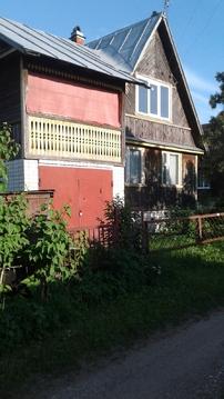 Продаётся дача 78 м2, рядом с р.Волга - Фото 1