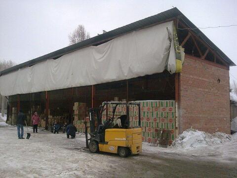 Складской комплекс с з/у, 1673.7 кв.м. - Фото 1