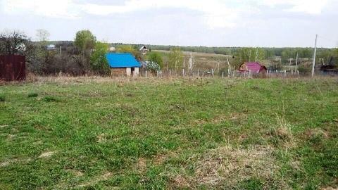 Участок 12 соток с баней 40 м2 в д. Тютьково Ступинский р-н - Фото 4