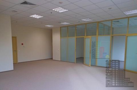 Офис 84,4м с ремонтом, БЦ у метро Калужская - Фото 1