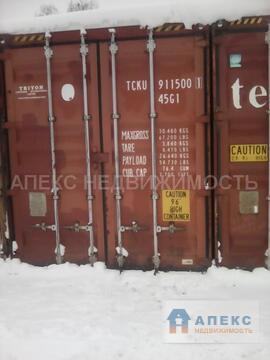 Аренда склада пл. 30 м2 Щелково Щелковское шоссе в складском комплексе - Фото 1