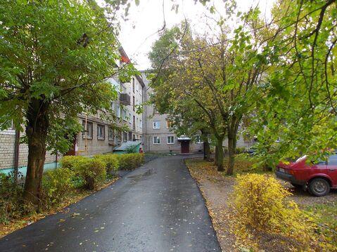 Двухкомнатная квартира в четырехэтажном кирпичном доме в г. Тейково - Фото 1