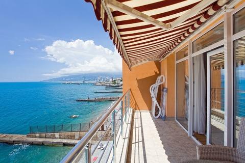 "Апартаменты ""Сон у моря"" с видом на море в комплексе «Ripario Hotel G - Фото 2"