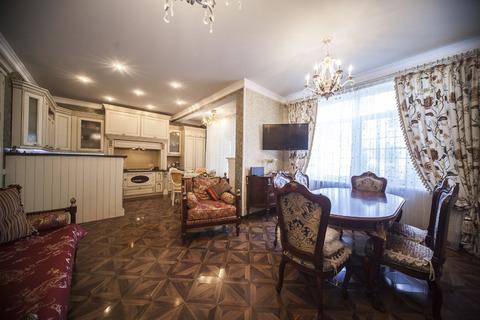 Продам таунхаус в Мосвке, 225 кв.м, на участке 8 соток. Под ключ. - Фото 1