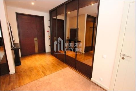 200 м2 Двуспаленный апартамент в Городе Столиц Башня Москва 42 этаж - Фото 3