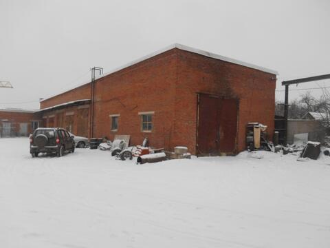 Производственная база Новомедвенский проезд - Фото 3