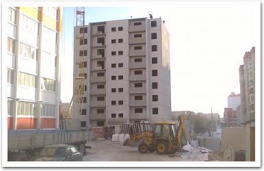 Продаю 1-но комн.кв-ру с автономным отоплением с строящемся доме - Фото 3