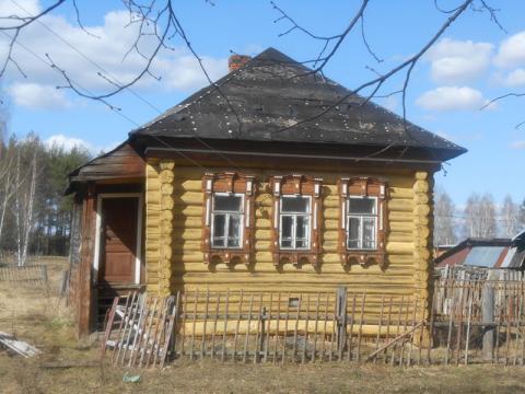 Бабушкин домик вблизи лесного озера - Фото 1