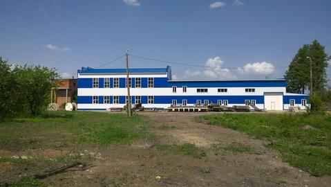 Продается промышленный комплекс с участком под застройку 16.7 Га - Фото 1