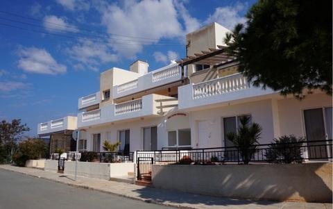 Трехкомнатный Апартамент с видом на море в живописном районе Пафоса - Фото 1