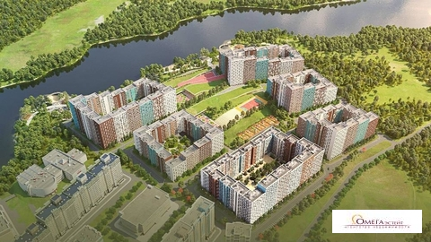Продам 3-к квартиру, Сапроново, жилой комплекс Эко Видное 2.0 - Фото 2