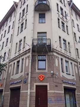 Продажа комнаты, м. Горьковская, Большая Посадская ул - Фото 1