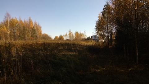Продажа земельного участка в деревне Станки, Валдайского района - Фото 3