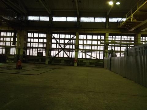 Производственно-складской комплекс с кран-балкой. - Фото 1