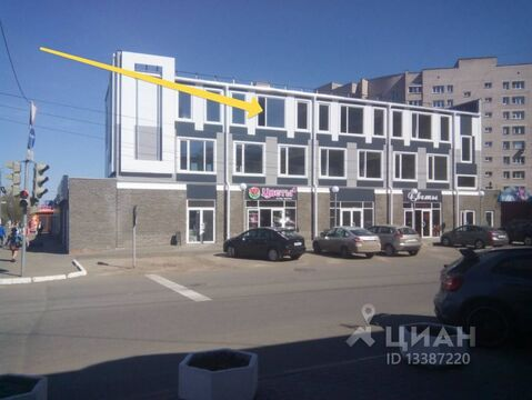 Офис в Удмуртия, Ижевск Клубная ул, 23ак3 (70.0 м) - Фото 1
