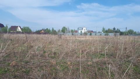 20 соток в д.Малахово, ул.Западная, Свет, Газ по границе 100км от МКАД - Фото 3