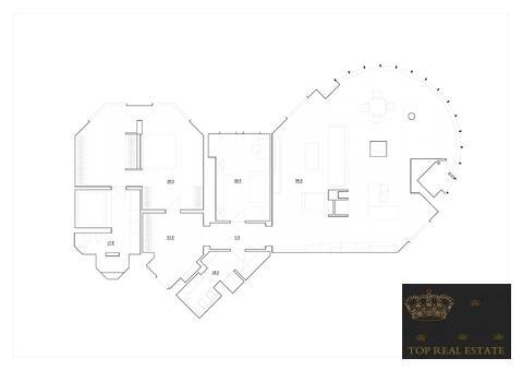 Продажа элитной квартиры в ЖК Ладья - Фото 5