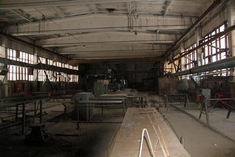 Сдам производственно-складское помещение 2500 м2 H-7,5 м - Фото 1