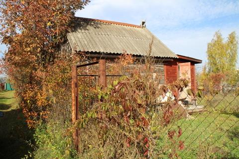 Продается дача - баня на уч. 7 соток в СНТ Ветеран, г.Струниноу - Фото 2