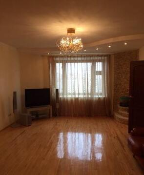 Трёхкомнатная квартира на ул.Аделя Кутуя дом 46