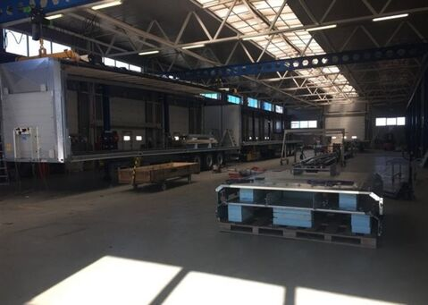 Сдам производственное помещение 1260 кв.м, м. Купчино - Фото 2
