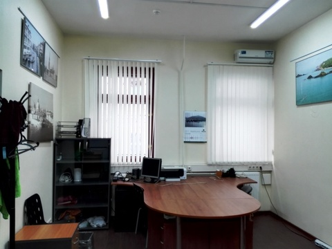 Офис 40 м2 из двух кабинетов у метро Курская. - Фото 4