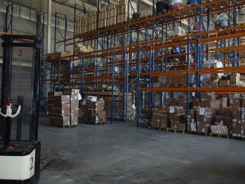 Теплый склад 300 кв.м. Ответхранение - Фото 1