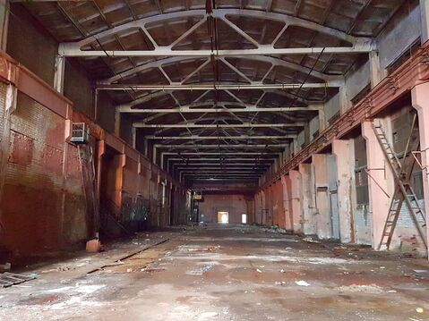 Производственный цех 4900 кв.м на территории завода ивтекмаш в Иваново - Фото 1