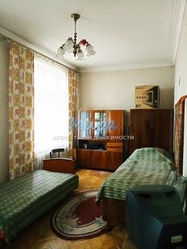 Продаётся комната 17 кв м в двухкомнатной коммунальной квартире, расп - Фото 1