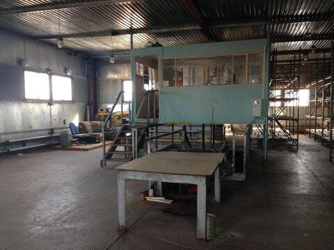 Сдам теплое производственно-складское помещение площадью 415 - Фото 5