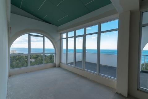 Продам пентхаус в новом современном доме «Кутузовский» город Алушта. - Фото 1