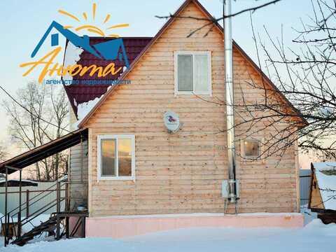 Продается деревянный дом в селе Ворсино Калужской области - Фото 2