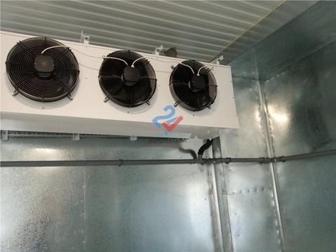 Аренда шокового холодильника 35 м2 - Фото 5