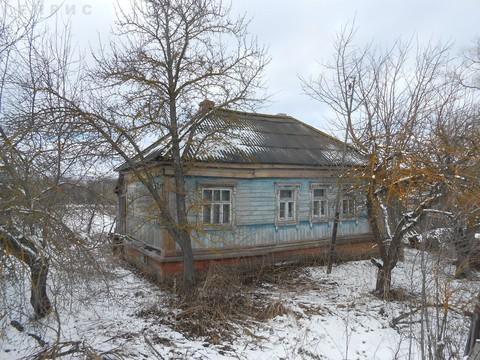 Дом в д.Мягково(с.Тюково), Клепиковского района, Рязанской области. - Фото 1