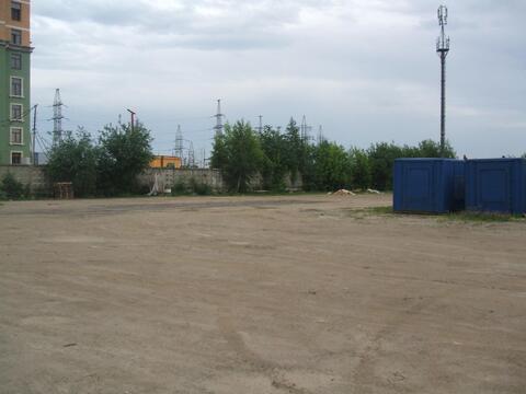Сдается ! Открытая площадка 600 кв. м Закрытая, охраняемая территория - Фото 4