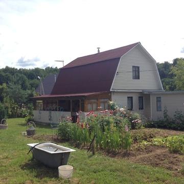 Продается 2-этажный деревянный дом (ЛПХ) площадью 90 кв. м. на 12 сотк - Фото 2