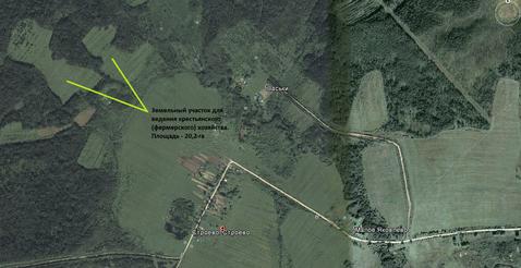 Продам земельный участок для ведения крестьянского (фермерского) хозяй - Фото 2