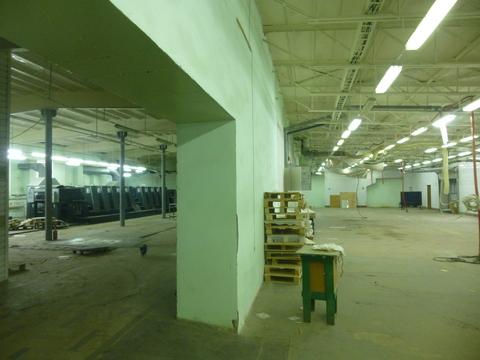 Производственное помещение, 2160 м2 м. Варшавская - Фото 2