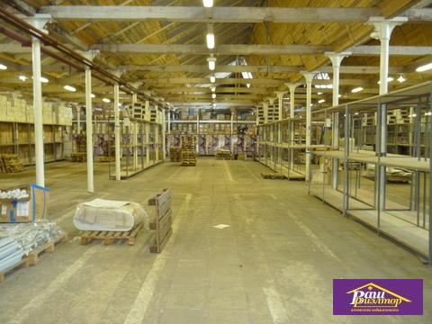 Аренда склад/производство класса С 1500 м.кв. - Фото 1