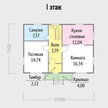 Продажа дачи, Белгород, Ул. Зеленая - Фото 2