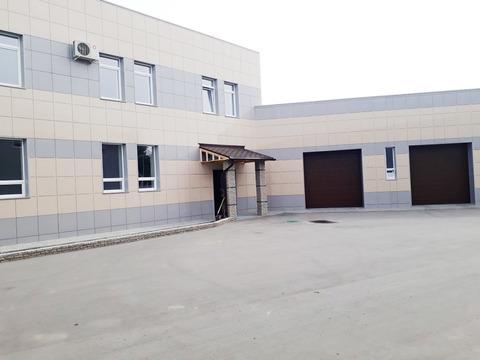 Сдаётся офисное здание - 496,2 кв.м. 2 этажа, в п. Большое Козино - Фото 1