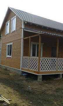 Продается двухэтажная дача 120 кв.м, на участке 8 соток - Фото 4