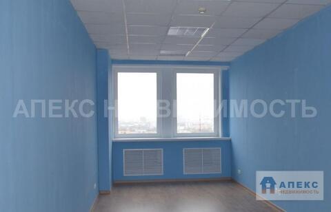 Аренда офиса 640 м2 м. Марксистская в бизнес-центре класса В в . - Фото 4