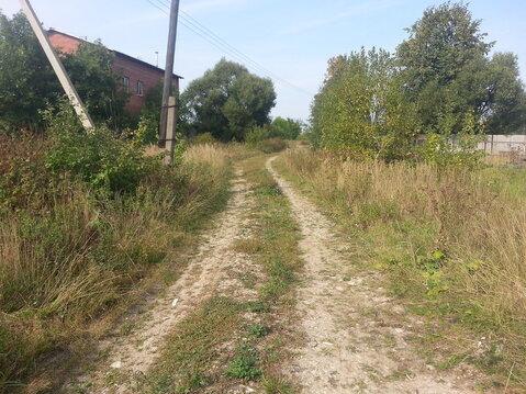Земельный участок в черте города Подольск - Фото 1