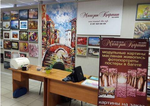Магазин домашнего декора с печатным оборудованием - Фото 1