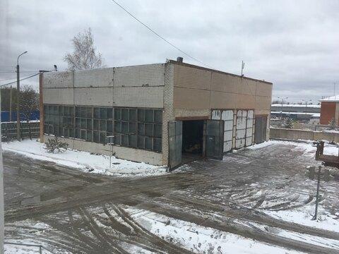Теплое производственное помещение 400 кв.м в Малоярославце. 236р/м2
