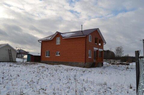 2х этажный кирпичный Дом 200м2 д. Шубинка, газ, 5км до г Малоярославец - Фото 4