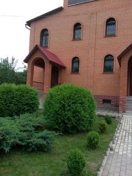 Продается большой благоустроенный дом на красивом ухоженном уч-ке - Фото 4