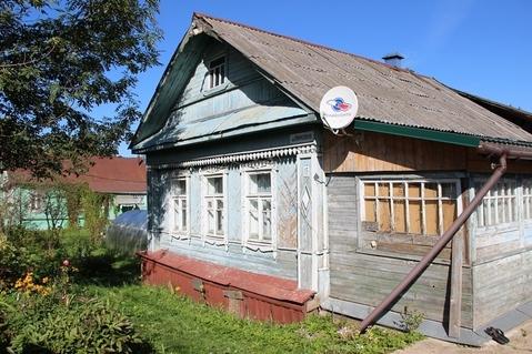 Дом, земельный участок 8,5 соток в пгт Белый Городок. - Фото 1