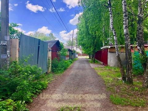 Участок, Щелковское ш, Ярославское ш, 16 км от МКАД, Загорянский пгт. . - Фото 4